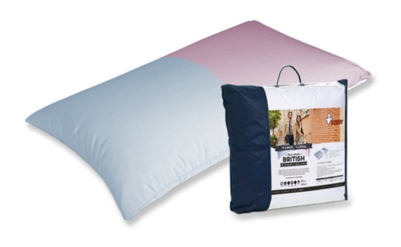 Almohada British Plus