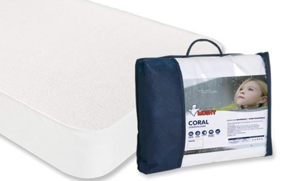 Cubrecolchón Coral