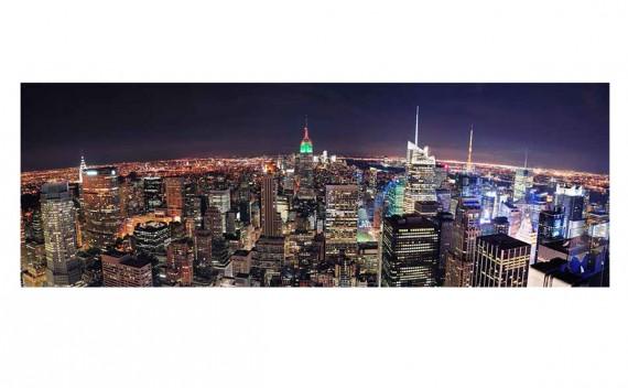 Cuadro Edificios New York