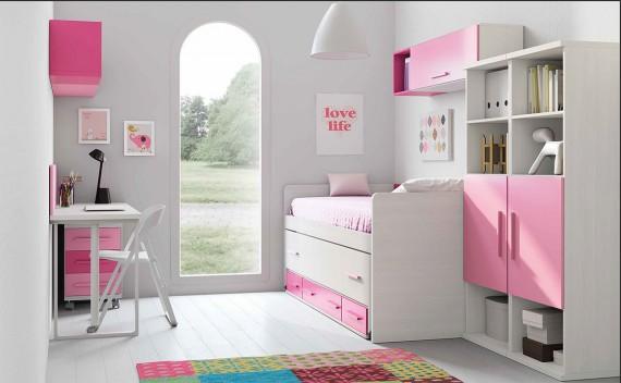 Dormitorio Juvenil Eros