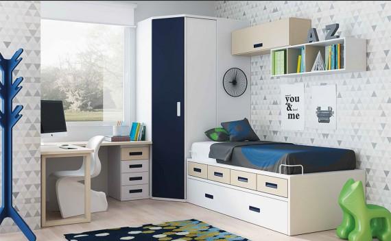 Dormitorio Juvenil Hestia