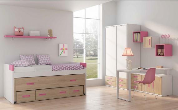 Dormitorio Juvenil Nix