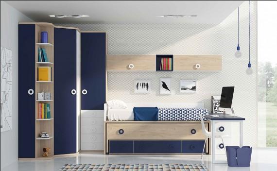 Dormitorio Juvenil Hécate
