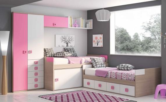 Dormitorio Juvenil Aura