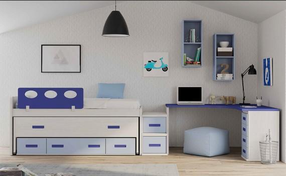 Dormitorio Juvenil Cárites