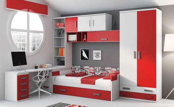 Dormitorio Juvenil Helios