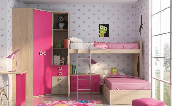 Dormitorio Juvenil Atenea