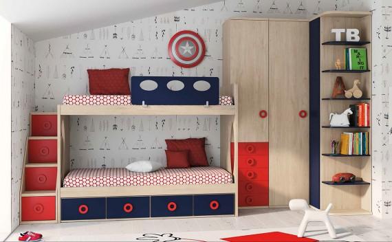 Dormitorio Juvenil Deméter