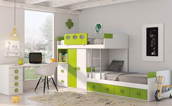 Dormitorio Juvenil Afrodita