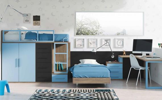 Dormitorio Juvenil Artemisa