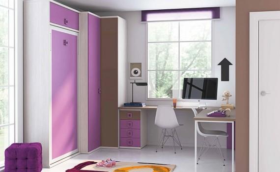 Dormitorio Juvenil Juno