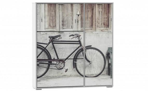 Zapatero Botero Bicycle