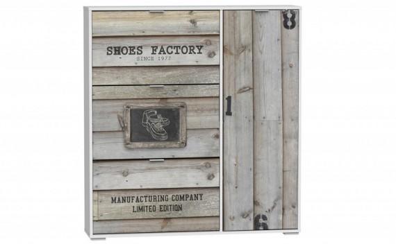 Zapatero Botero Shoes Factory