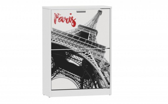 Zapatero 2 Trampones Eiffel Tower