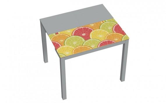 Mesa Extensilble Table Citrus