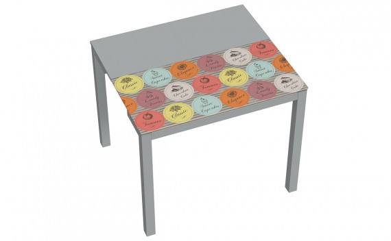 Mesa Extensible Lovely Fruits