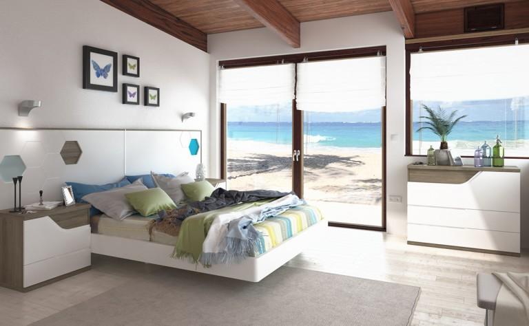 Dormitorio Moderno Funcional
