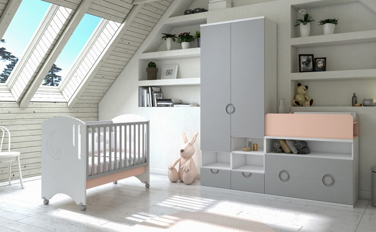Dormitorio Infantil con Armario