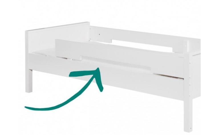 Largeros Combiflex Blanco para la Cama Básica