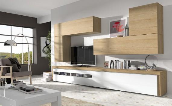 Comedores Modernos y Modulares que se adaptan a ti (2) - Muebles Sanchis