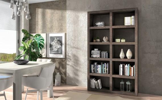 Librería Fenix Plus Piedra