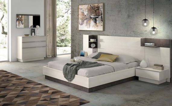 Dormitorio Olimpo Diana Glaciar y Piedra