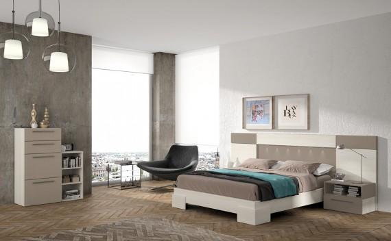 Dormitorio Olimpo Hermes Visón y Glaciar