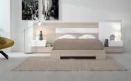 Dormitorio Olimpo Circe Nórdico y Blanco