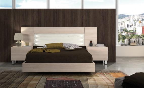 Dormitorio Olimpo Tique Rustic y Nórdico